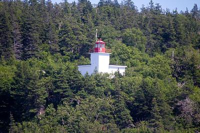 Long Eddy Point Lighthouse