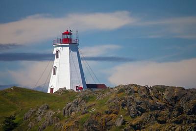 New Brunswick lighthouses