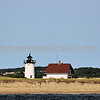 Race Point Light is located approximately 2.5 miles from the heart of Provincetown, at the northwestern tip of the Cape. Due to the large number of shipwrecks in the area, Race Point Light was constructed in 1816 - the first of the three lighthouses in Provincetown. In 1957, the Fresnel lens was replaced with a 1000-watt lamp. The larger of the two keeper's houses was torn down in 1960-61. The light was automated in 1978. In 1995, the keeper's house and light were leased to the New England Lighthouse Foundation (now the American Lighthouse Foundation), who completed restoration of the tower and keeper's house in 1997. In 1998, the keeper's residence was opened for overnight stays. In 2006 the whistle house was restored and is to be made available to overnight guests starting in 2007.