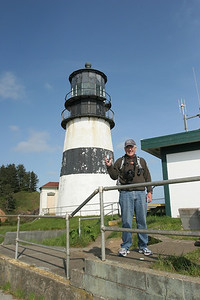 Bellstar at Cape Disappointment Lighthouse