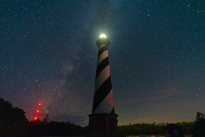 Cape Hatteras & The Milky Way