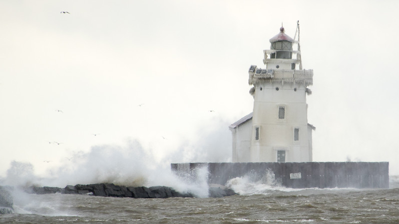 Lighthouse of Ice