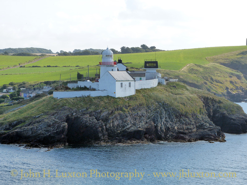 Roche's Point Lighthouse, County Cork - August 27, 2013