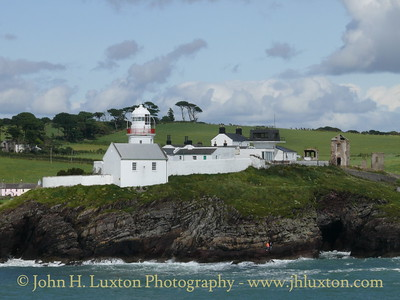 Roche's Point Lighthouse, County Cork - August 16, 2008