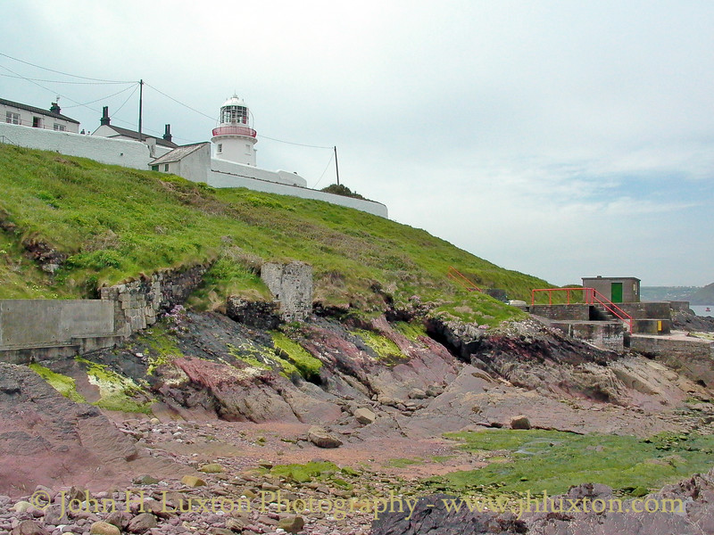 Roche's Point Lighthouse, County Cork - May 23, 2003