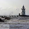 Saybrook Breakwater Lighthouse, Old Saybrook, CT