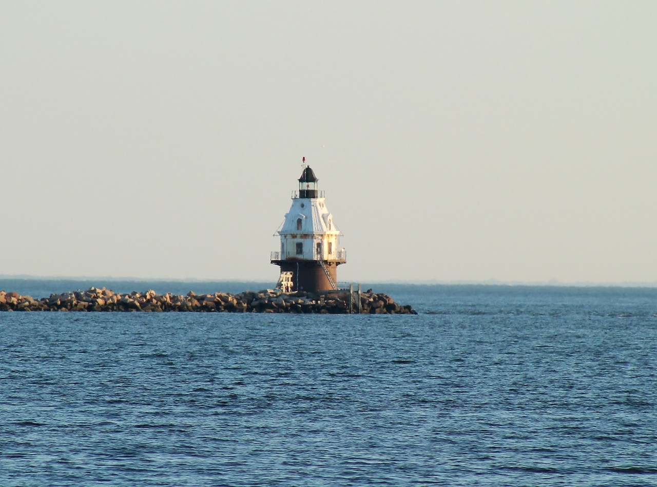 New Haven Breakwater