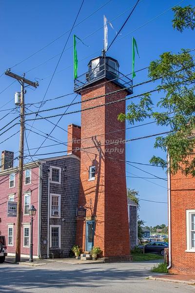 Newburyport Rear Range Lighthouse