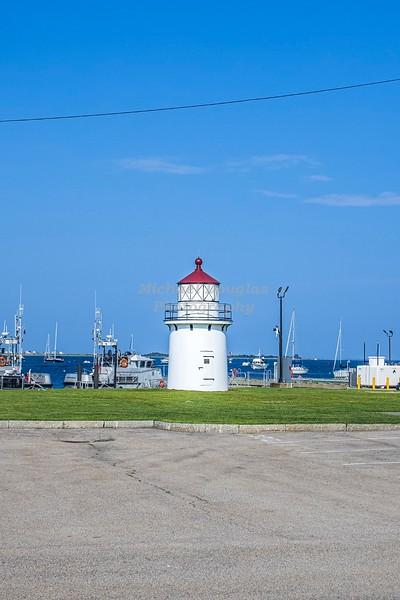 Newburyport Harbor Range Front Lighthouse
