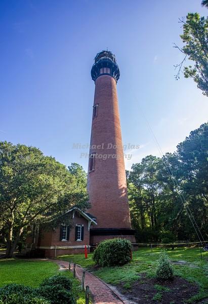 Currituk Beach Lighthouse