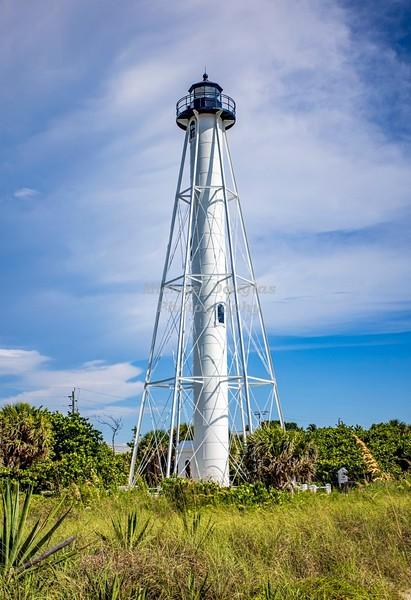 Boca Grande Rear Range Lighthouse