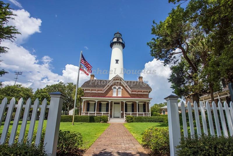 Saint Simons Lighthouse