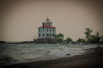 Fairport Harbor West Breakwater Lighthouse
