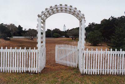 Ocracoke Island Fence