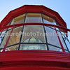 "St. Augustine Lighthouse (Lamp Room): The St. Augustine Light is an active lighthouse on the north end of Anastasia Island, within the current city limits of St. Augustine, Florida. The tower, built in 1874, was the site of the first lighthouse established in Florida by the new, territorial, American Government in 1824. According to some archival records and maps, this ""official"" American lighthouse was placed on the site of an earlier watchtower built by the Spanish as early as the late 16th century."