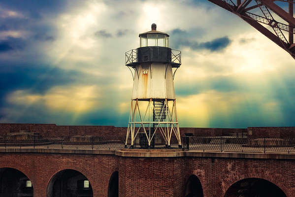 Fort Point Lighthouse