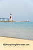 East Pierhead Light Tower, Michigan City, LaPorte County, Indiana