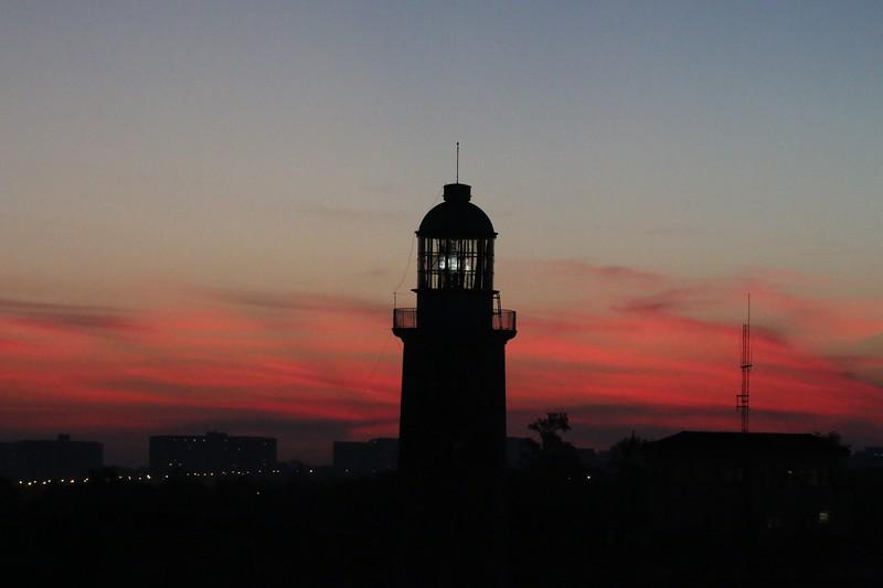 Lighthouse atop Morro Castle (Castillo de los Tres Reyes Magos del Morro)