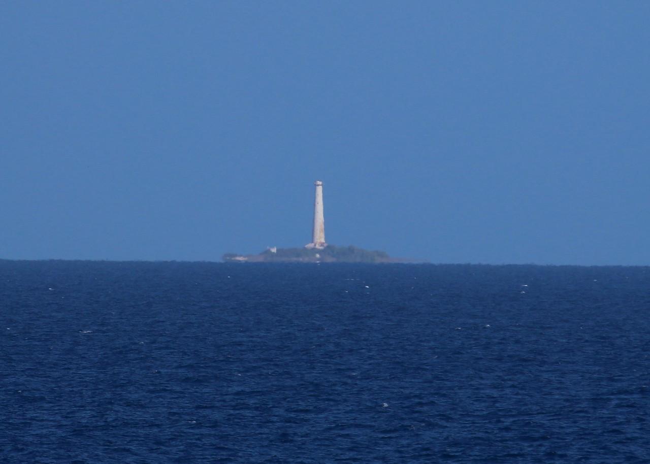 Cay Lobos Lighthouse, Bahamas 2017
