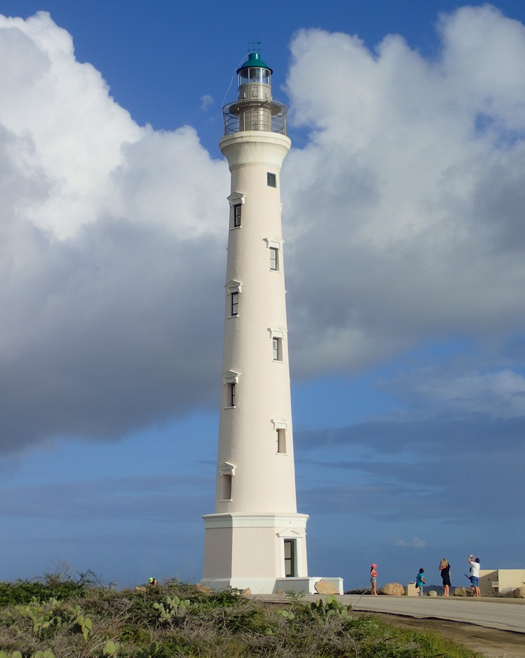 """California Lighthouse"" Aruba"