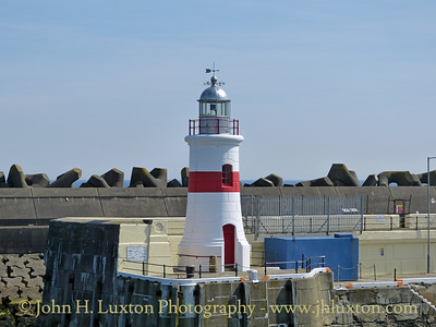 Douglas Harbour, Port St Mary, Isle of Man - August 15, 2016