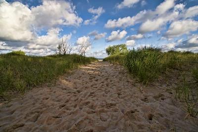 """""""A Walk To The Beach"""""""