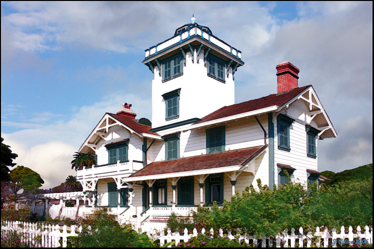 Point Fermin Lighthouse San Pedro CA