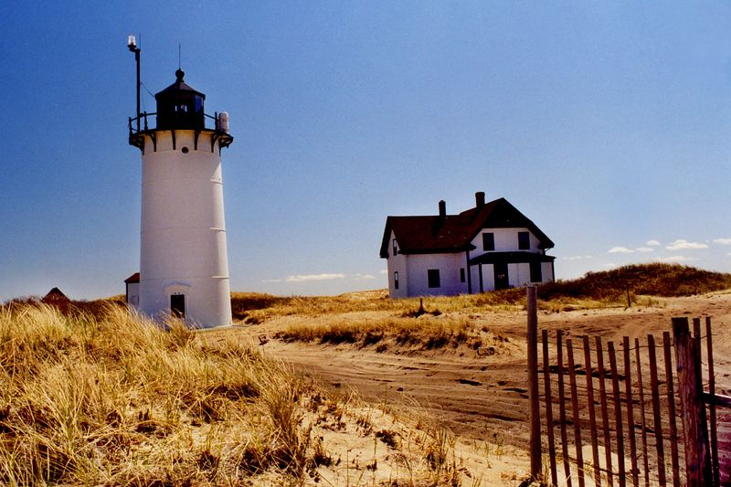 Race Point Lighthouse Provincetown, MA
