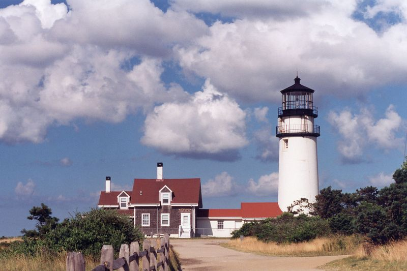Cape Cod Lighthouse North Truro