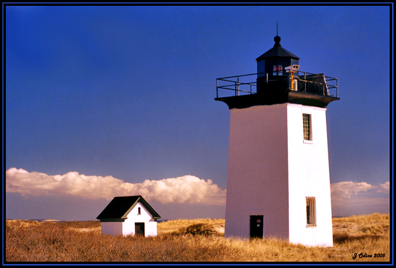 Wood End Lighthouse