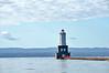 Keweenaw Waterway Lower Entrance Lighthouse