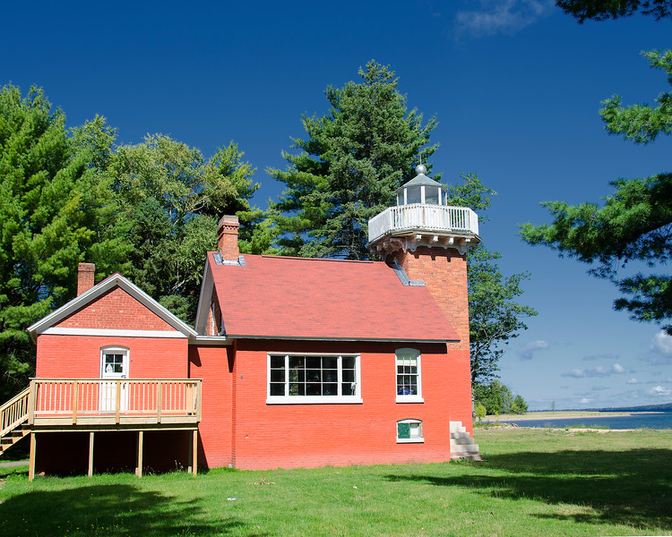 Sand Point Lighthouse (Baraga, MI)