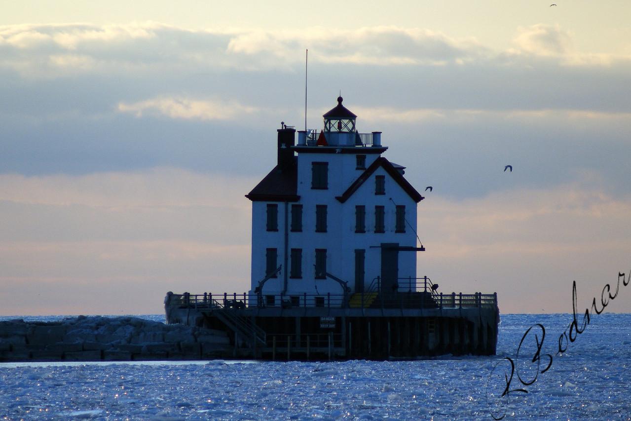 Photo By Robert Bodnar................Lorain Lighthouse