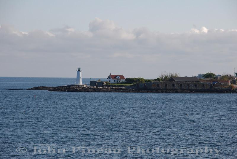 Portsmouth Harbor Light - Portsmouth New Hampshire<br /> 20090916-DSC_9299
