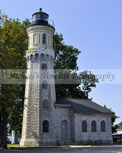 Lighthouse, Old Fort Niagara - 8 x 10