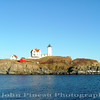 Nubble Light - York, Maine<br /> LH_0031-NubbleLight2