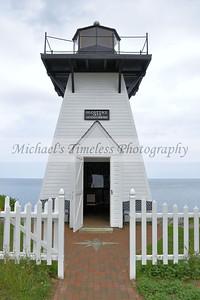 Lighthouse - Olcott, NY - 4 x 6