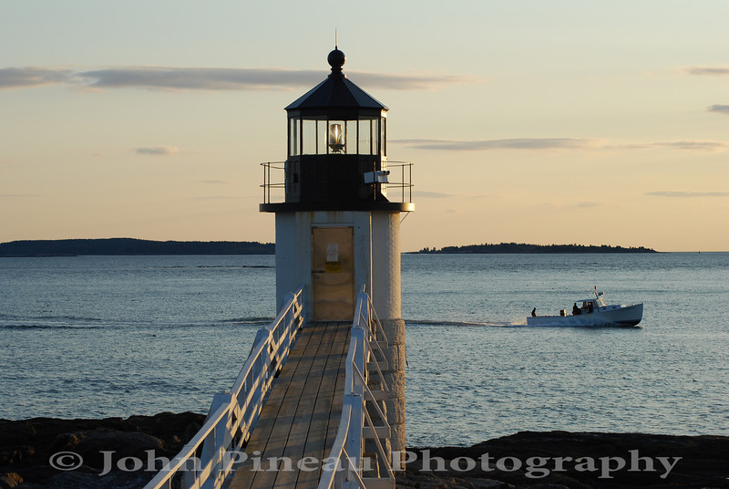 Marshall Point Lighthouse - Port Clyde, Maine<br /> LH_0081-DSC_4737