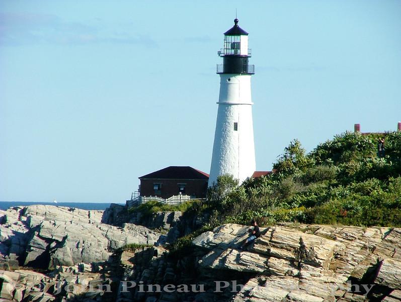Portland Head Light - Cape Elizabeth, Maine<br /> LH_0013-25_lh