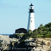 Portland Head Light - Cape Elizabeth, Maine<br /> LH_0013-25_lh