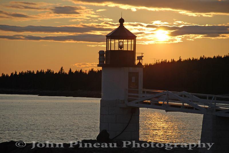 Marshall Point Lighthouse - Port Clyde, Maine<br /> LH_0085-DSC_4781-1
