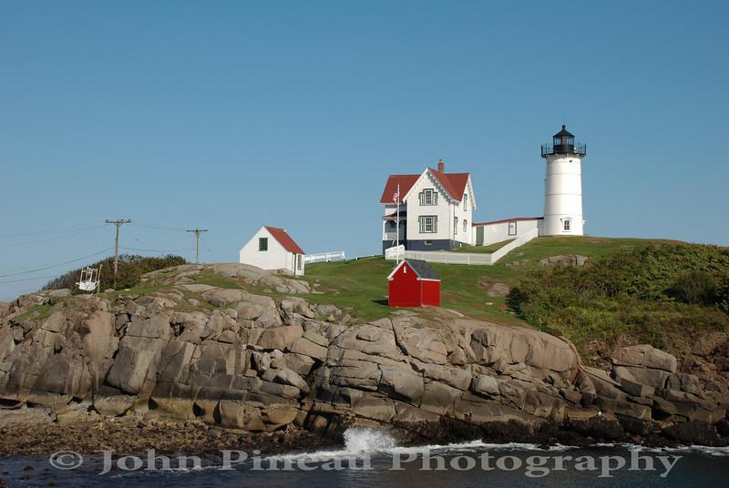 Nubble Light - York, Maine<br /> 20090916-DSC_9271