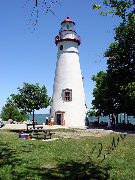 Photo By Robert Bodnar....................Marblehead Lighthouse
