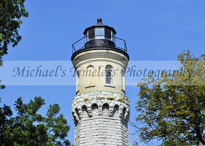Lighthouse, Old Fort Niagara - 5 x 7