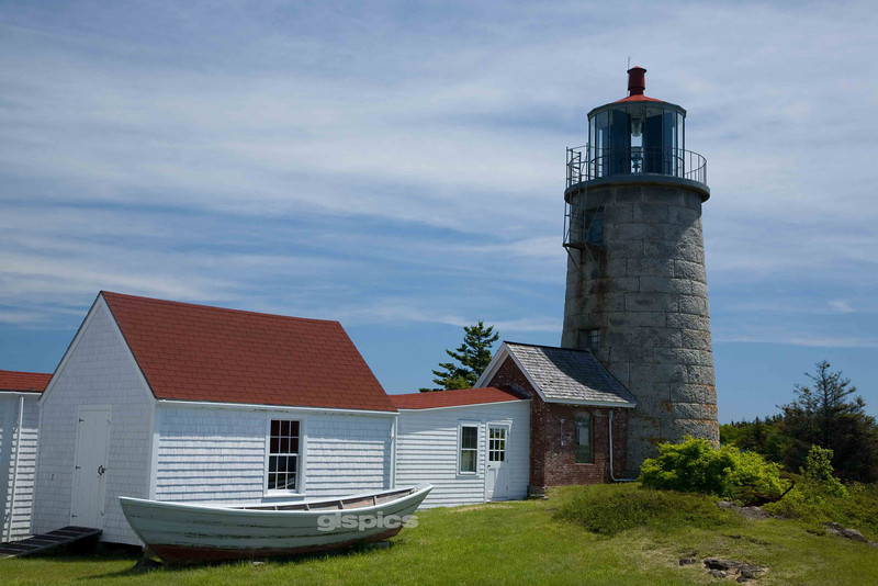 Monhegan Lighthouse, Maine