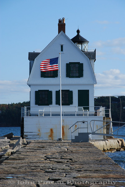 Rockland Breakwater Light - Rockland, Maine<br /> LH_0076-DSC_4618