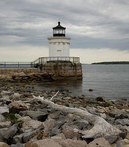 Bug Lighthouse,  South Portland, Maine