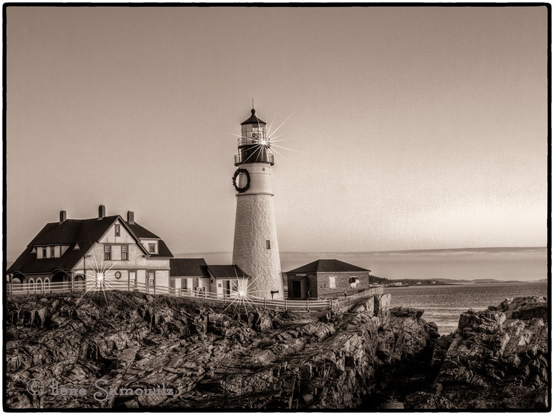 3-27-13 Portland Head Lighthouse