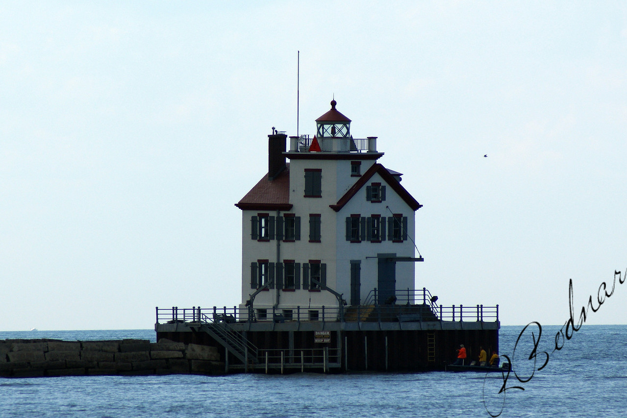 Photo By Robert Bodnar................... lorain Lighthouse