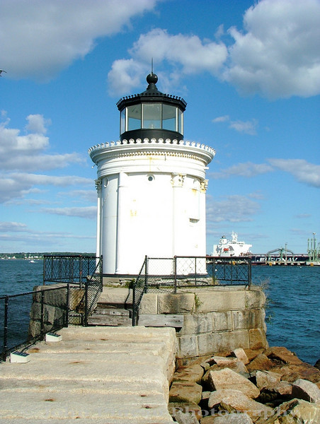 Bug Light - South Portland, Maine<br /> LH_0020-DSCF4486